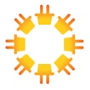 Lights Power Action Electrical and Solar Pty Ltd Logo