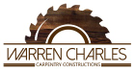 Warren Charles Carpentry Constructions Logo