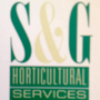 S & G Horticultural Services Logo