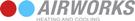 Airworks Heating & Cooling Logo