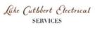 Luke Cuthbert Electrical Services Logo