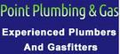Point Plumbing & Gas Logo