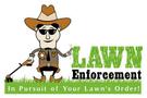 Lawn Enforcement Logo