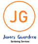 James Guardeen Gardening Services Logo