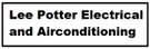 Lee Potter Electrical and Airconditioning Logo