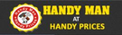 Handy Man At Handy Prices Logo