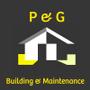 P&G Building and Maintenance Pty Ltd Logo