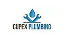 Cupex Plumbing Logo