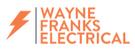 Wayne Franks Electrical Logo