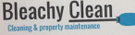Bleachy Clean Logo