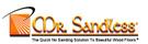 Mr Sandless Logo