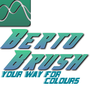 Berto Brush Logo