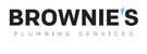 Brownie's Plumbing Services Logo