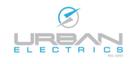Urban Electrics Pty Ltd Logo