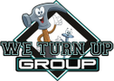 We Turn Up Property Maintenance Logo