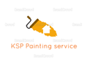 KSP Painting Logo