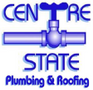 Centre State Plumbing & Roofing Logo