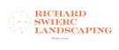 Richard Swierc Landscaping Garden Services Logo