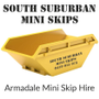 South Suburban Mini Skips Logo