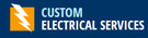 Custom Electrical Services Logo