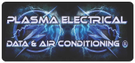 Plasma Electrical, Data & Air Conditioning Pty Ltd Logo