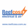 Reefcosa Electrical & Air Logo