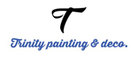 Trinity Painting & Deco. Logo