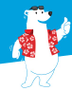 Chilly Bear Air Conditioning & Refrigeration Logo