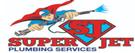 Super Jet Plumbing Logo