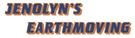 Jenolyn's Earth Moving Logo