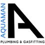 Aquaman Plumbing & Gas Fitting Logo