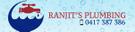 Ranjit Plumbing Logo