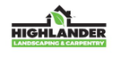 Highlander Landscaping & Carpentry Logo