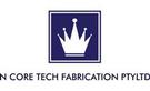 N Core Tech Fabrication Logo