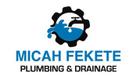 Micah Fekete Plumbing & Drainage Logo
