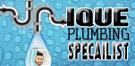 Unique Plumbing Specialist Logo