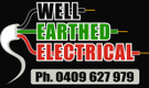 Well Earthed Electrical Logo
