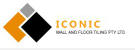 Iconic Floor and Wall Tiling Logo