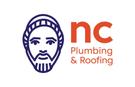 NC PLUMBING & ROOFING Logo