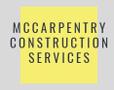 McCarpentry Construction Services Logo