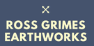 Ross Grimes Excavation Logo