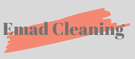 Emad Cleaning Logo