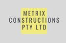 Metrix Constructions Pty Ltd Logo