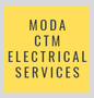 CTM Electrical Services Logo