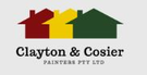 Clayton & Cosier Painters Logo