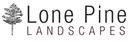 Lone Pine Landscapes Logo