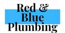 Red & Blue Plumbing Logo