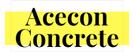 Acecon Concrete Logo