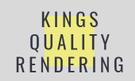 Kings Quality Rendering Logo