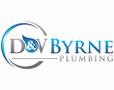 D & V Byrne Plumbing Logo